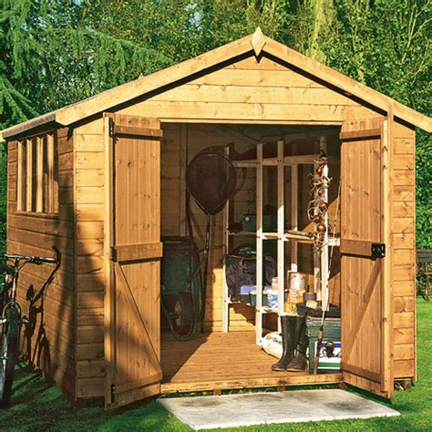 Work Shed Plans
