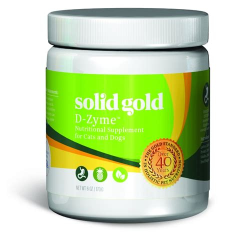 vitamin d for dogs solid gold d zyme cat supplement naturalpetwarehouse