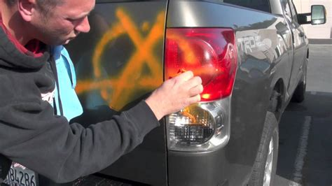get paint lift off 4 spray paint graffiti remover youtube