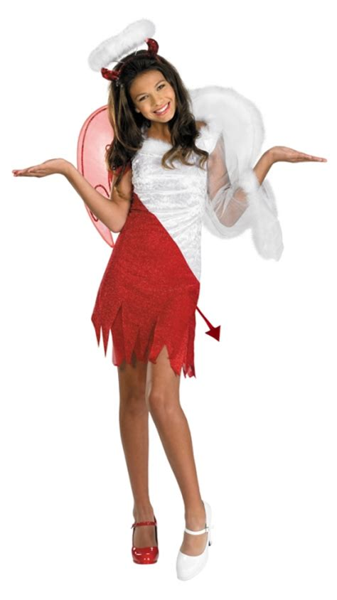 angel halloween costumes for girls s angel devil costume kids costumes