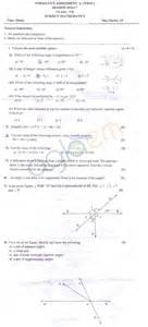 Formative Essay by Cbse Class 7 Formative Assessment I Question Paper Aglasem Schools