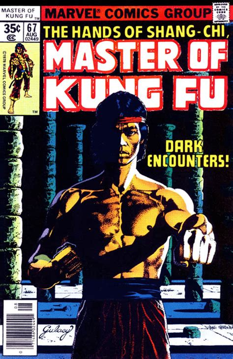 libro shang chi master of kung fu comic book graphic novel reviews master of kung fu 21 25 heroic times