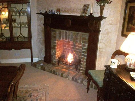 Creating An Open Fireplace fireplace renovation in haslemere the billington partnership