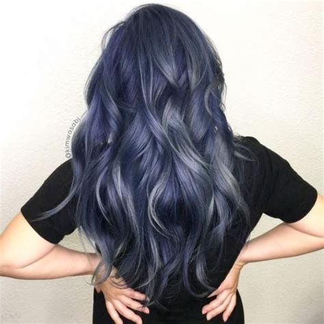 silver blue long hair pictures photos and images for facebook 19 stunning silver hair color ideas ombre balayage