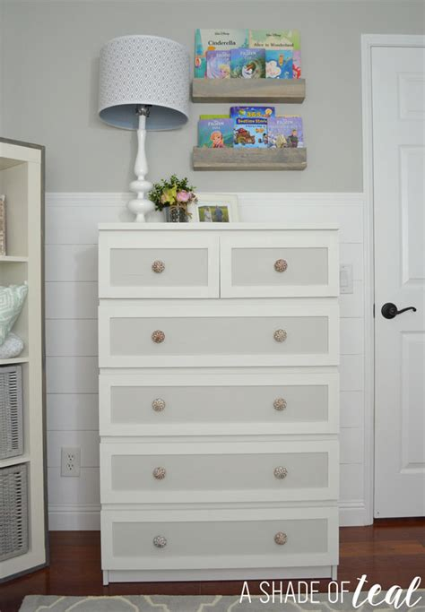 ikea dresser hacks ikea malm dresser hack for a rustic glam nursery