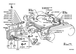 6 best images of 1993 toyota 4runner wiring diagram 1993 toyota 4runner engine diagram oxygen
