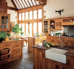 Country Kitchen Cabinets English Country Style Kitchens