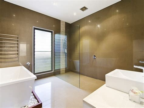 small bathroom ideas australia frameless glass in a bathroom design from an australian