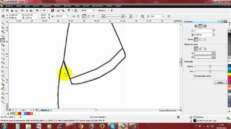 corel draw x6 modo de visualização como fazer um moude para camisa no coreldraw x6 youtube