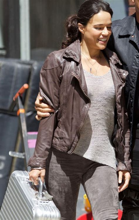 fast and furious 8 michelle rodriguez michelle rodriguez fast and furious 8 letty ortiz jacket