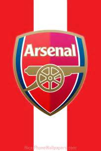 arsenal colors arsenal fc logo hd iphone 4 4s wallpaper and background