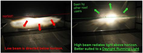 Low Beam Lights Should Be Used In by Twinlight Driver Ecliptech