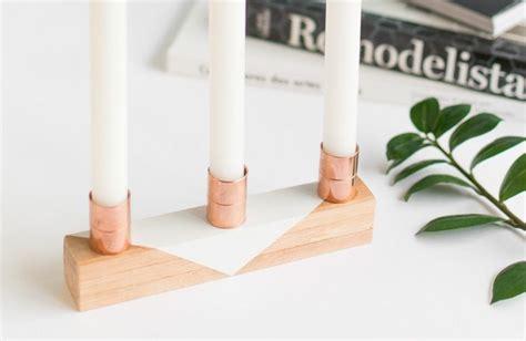 candelabros que significa portavelas hechos a mano 25 ideas originales