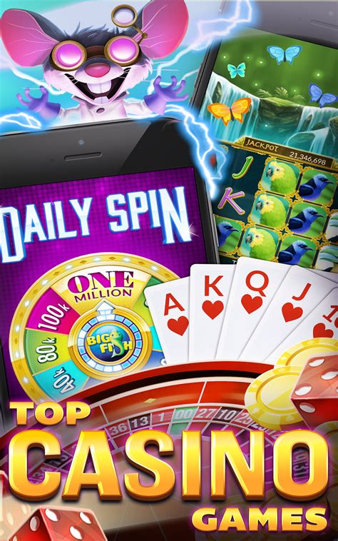 amazoncom big fish casino vegas slots tons  fun appstore  android
