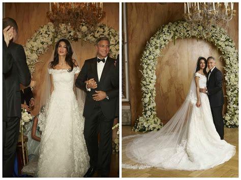 Wedding S by George Clooney Alamuddin Wedding Photos