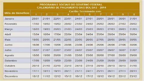 valor carga familiar 2014 bolsa fam 237 lia calend 225 rio de pagamento 2014 valor saldo