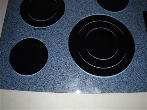 ge glass cooktop replacement replacement ge 30 quot electric cooktop glass maintop for
