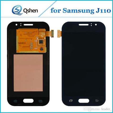 Lcd Dan Touchscreen Samsung J1 Ace 2017 high copy for samsung galaxy j1 ace j110 j110f j110m lcd display touch screen digitizer