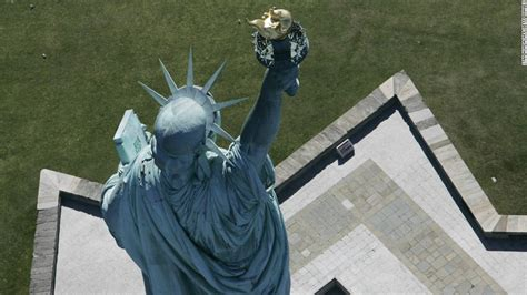 statue of liberty reopens the mystery behind the lady statue of liberty reopens for independence day cnn com