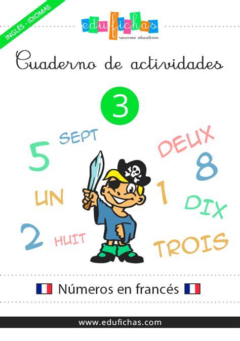 libro ejercicios de francs para cuaderno de los n 250 meros en franc 233 s actividades gratis