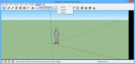sketchup for android simlab obj exporter for sketchup