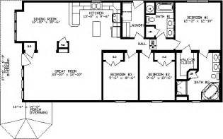 locust floor plan 1500 sq ft house plans pinterest