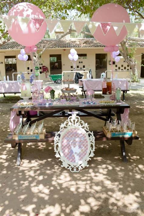 kara s party ideas vintage pastel pony themed birthday