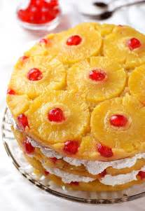 pineapple upside down cake omg chocolate desserts