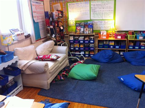 student couch how burley elementary is redefining classroom spaces