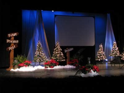 best 25+ christmas stage design ideas on pinterest