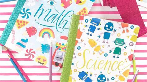 imagenes infantiles para decorar cuadernos decoracion de cuadernos para marcar sociales