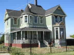 transplanted queen anne house victorian homes pinterest