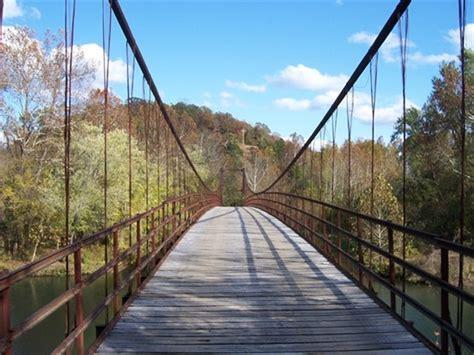 swinging bridge osage beach mo swinging bridge at lake of the ozarks state park osage