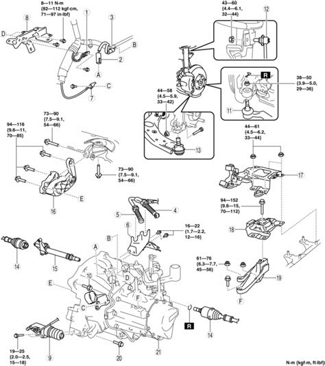 2007 mazda 3 transmission wiring diagram wiring diagram