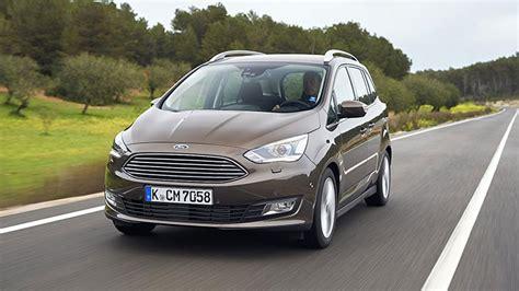ford grand  max mpv  review auto trader uk
