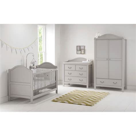 baby bedroom furniture east coast toulouse nursery baby s 3pc room set cots