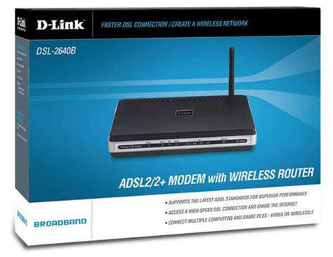 Modem Adsl D Link Dsl 2640b tutorial lengkap setting modem router wireless d link dsl
