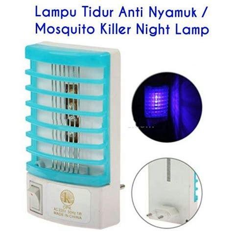 jual lu tidur anti nyamuk mosquito killer l