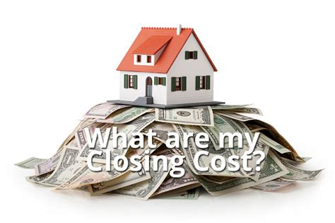 are closing costs required va home loan centers
