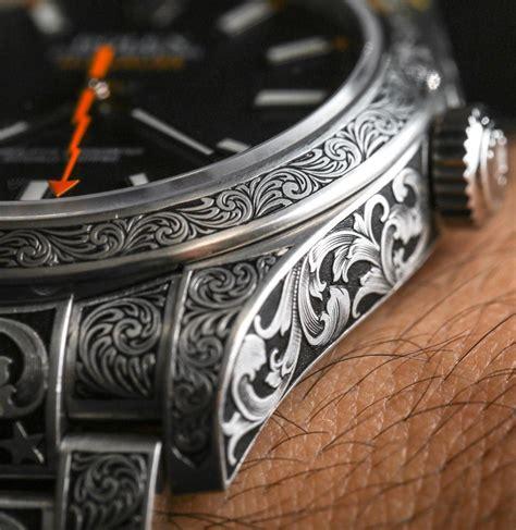 rolex milgauss 116400 madeworn engraved review