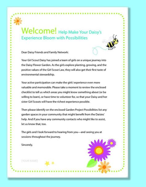 Parent Letter Sles From Scout Newsletter Template Introduction To Parents Letter Template