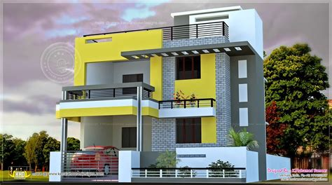 home gallery design in india elevations of residential buildings in indian photo