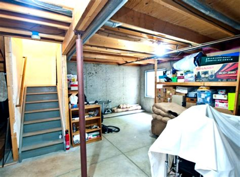 unfinished basement lighting picture ideas for light