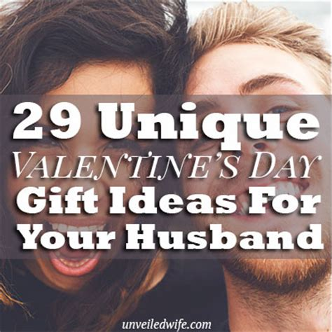 valentines ideas for husband 29 unique valentines day gift ideas for your husband