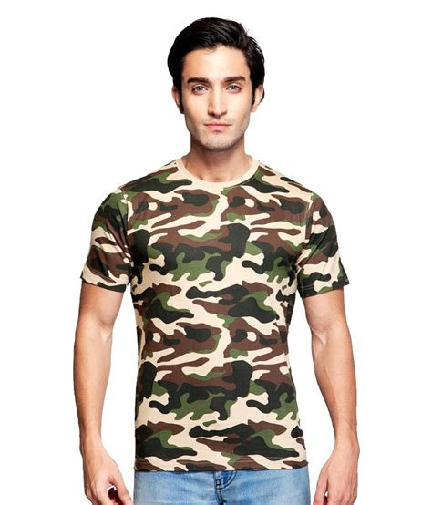 Army Print T Shirt Mens by Clifton Fitness S Army T Shirt Saffari Buy Clifton Fitness S Army T Shirt Saffari