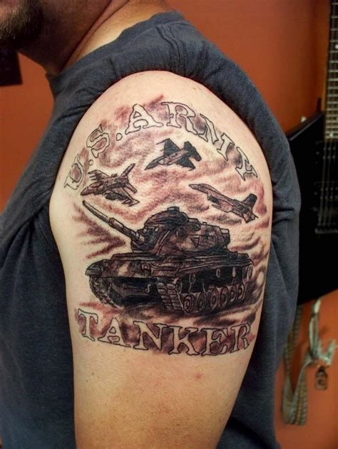 tattoo of us best military army tattoos designs ideas and meaning