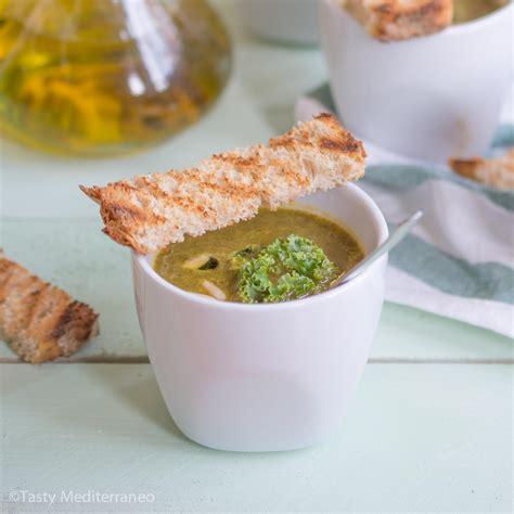 Best Detox Soup by Mediterranean Kale Detox Soup Tasty Mediterraneo