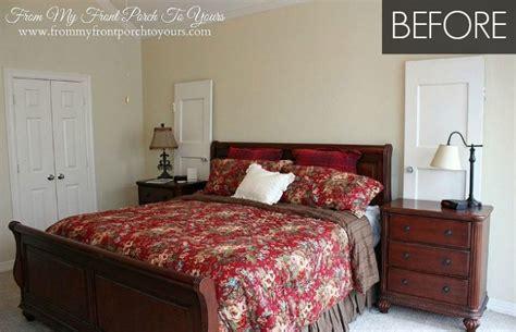 before and after 1 day bedroom makeover 187 curbly diy design decor light blue bedroom makeover budget bedroom before and after
