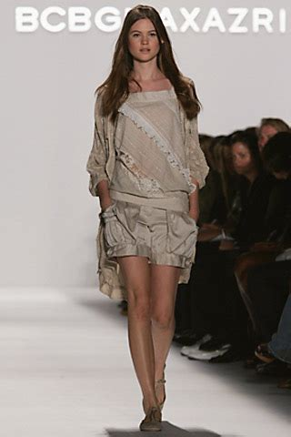 Bcbg For Fall 2007 by Bcbg Max Azria New York Summer 2007 Ready To Wear