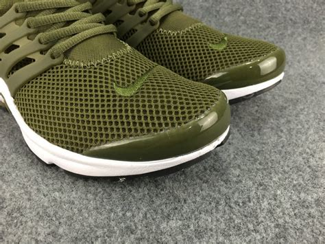 army pattern shoes new pattern nike air presto essential army green white